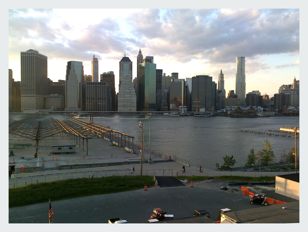 Manhattan from the Brooklyn Heights Promenade