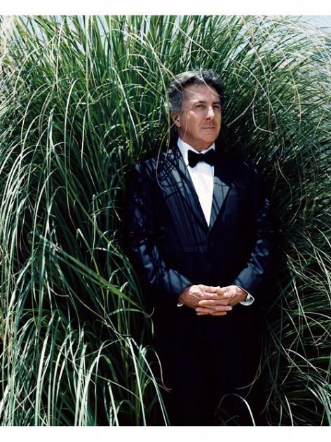 Dustin Hoffman by Bryan Adams